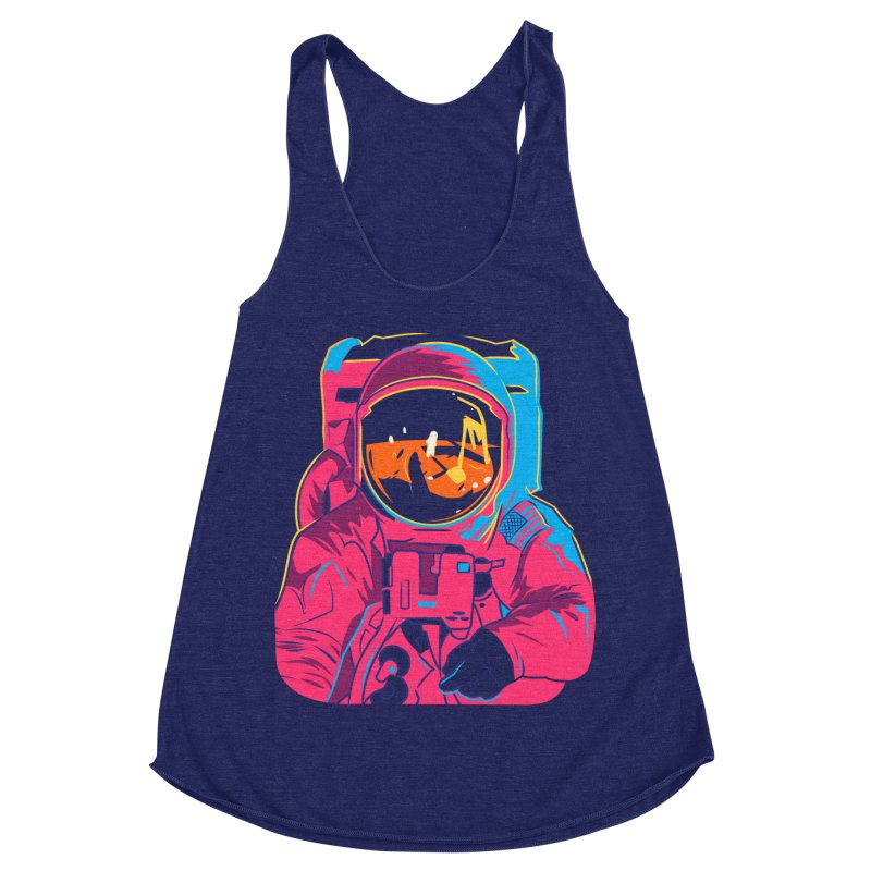 Aldrin After Andy Women's Tank by ellingson's Artist Shop