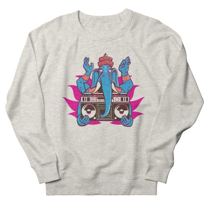Ganesh Women's Sweatshirt by ellingson's Artist Shop