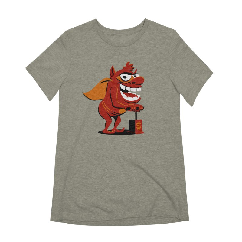 Whammy 1 Women's Extra Soft T-Shirt by ellingson's Artist Shop
