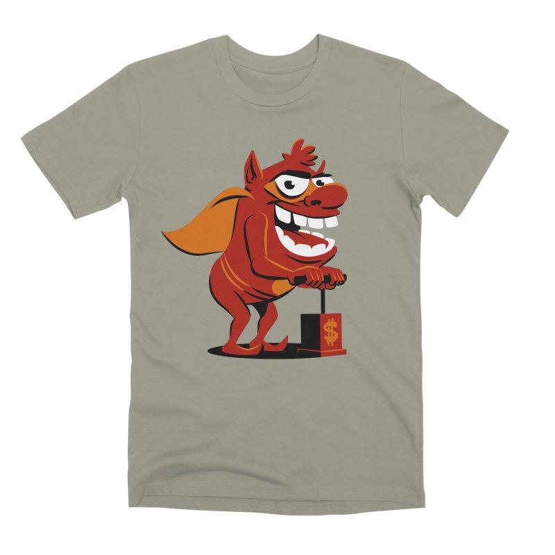 Whammy 1 Men's Premium T-Shirt by ellingson's Artist Shop