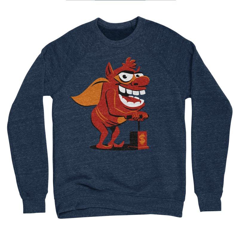Whammy 1 Women's Sponge Fleece Sweatshirt by ellingson's Artist Shop