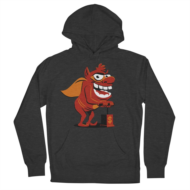 Whammy 1 Men's French Terry Pullover Hoody by ellingson's Artist Shop
