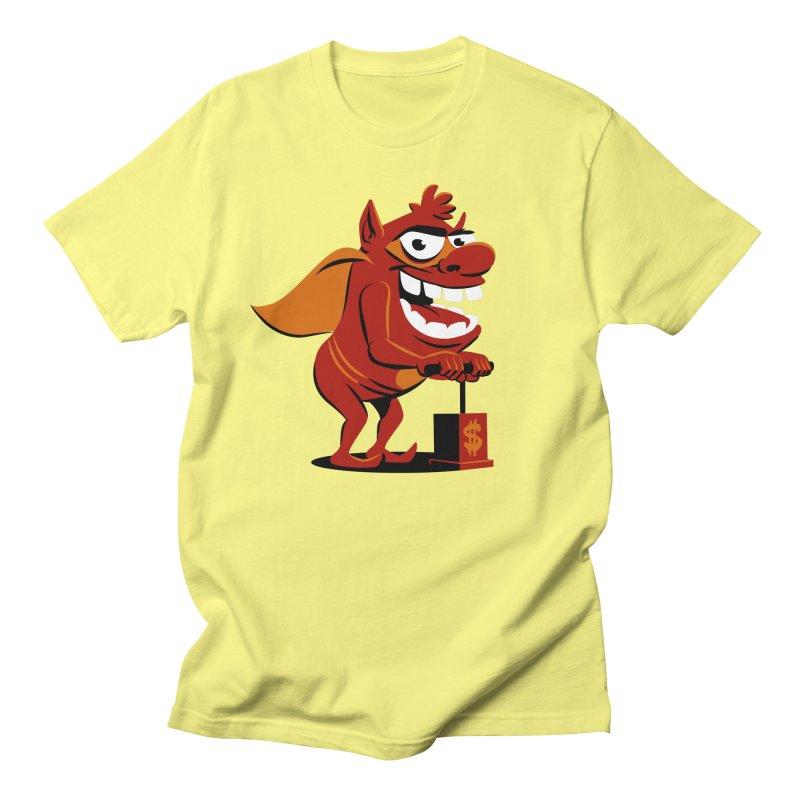 Whammy 1 Men's Regular T-Shirt by ellingson's Artist Shop