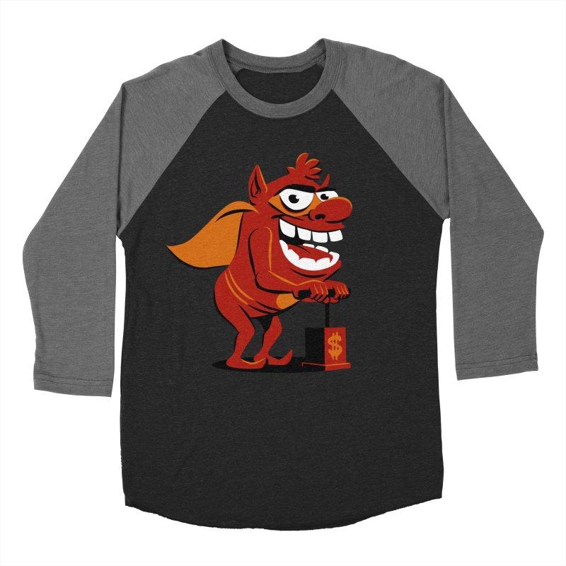 Whammy 1 Women's Baseball Triblend Longsleeve T-Shirt by ellingson's Artist Shop