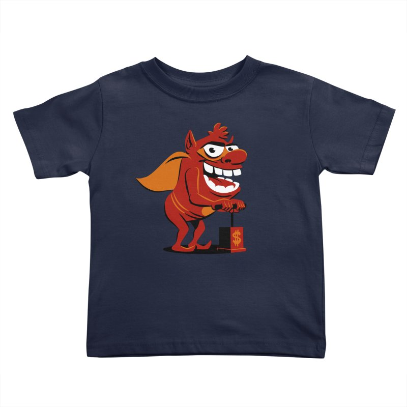 Whammy 1 Kids Toddler T-Shirt by ellingson's Artist Shop