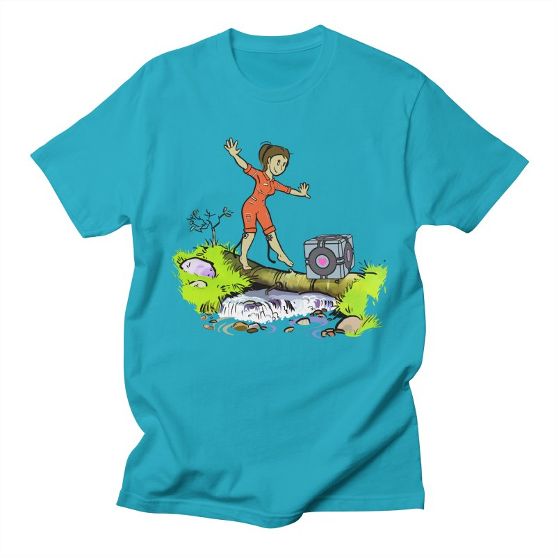 There's Testing Everywhere! Women's Regular Unisex T-Shirt by Ellipsis