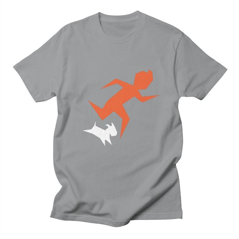 Sharp Reporter Men's T-shirt by Ellipsis