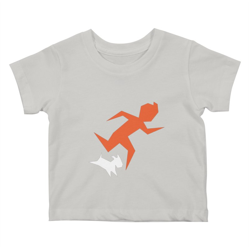 Sharp Reporter Kids Baby T-Shirt by Ellipsis