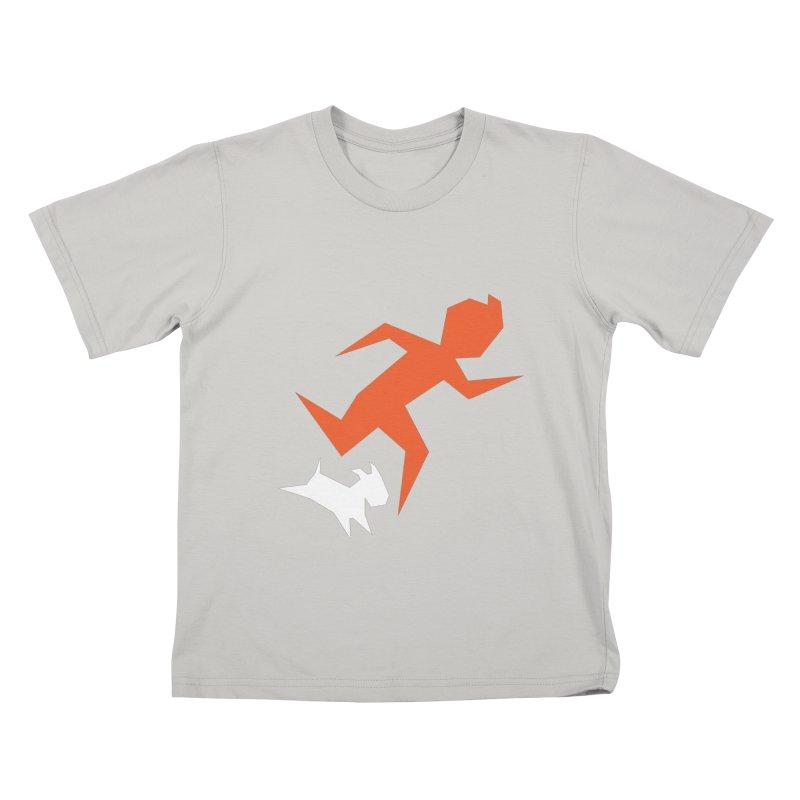 Sharp Reporter Kids T-shirt by Ellipsis