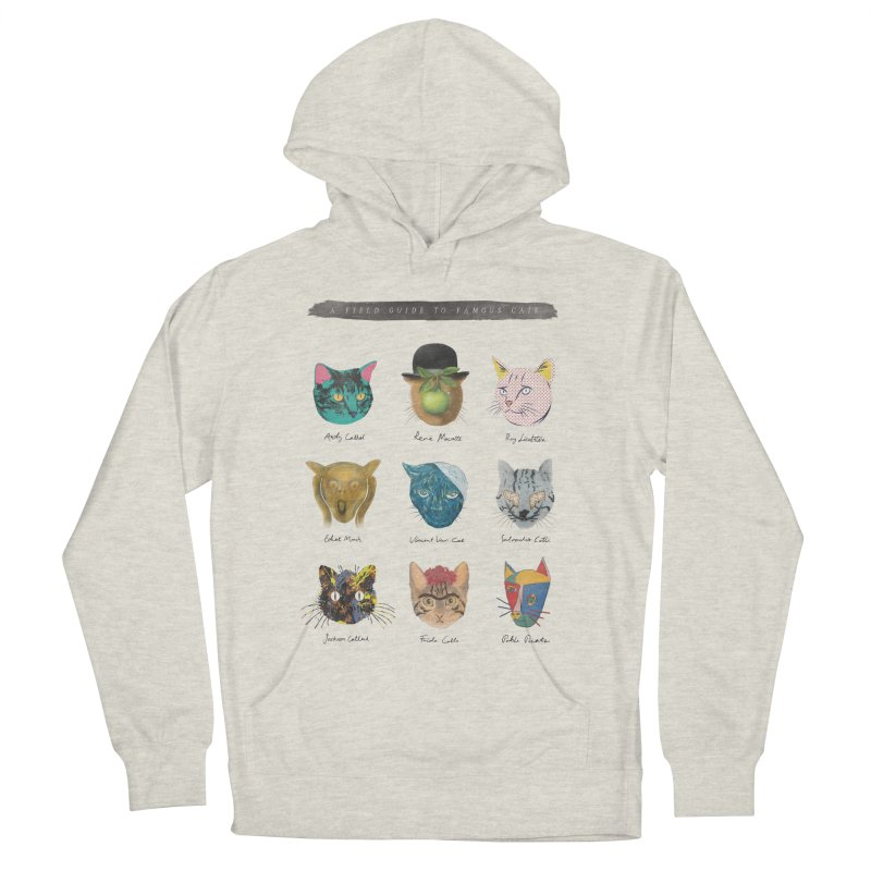 Art & Meow Women's Pullover Hoody by Elly Liyana