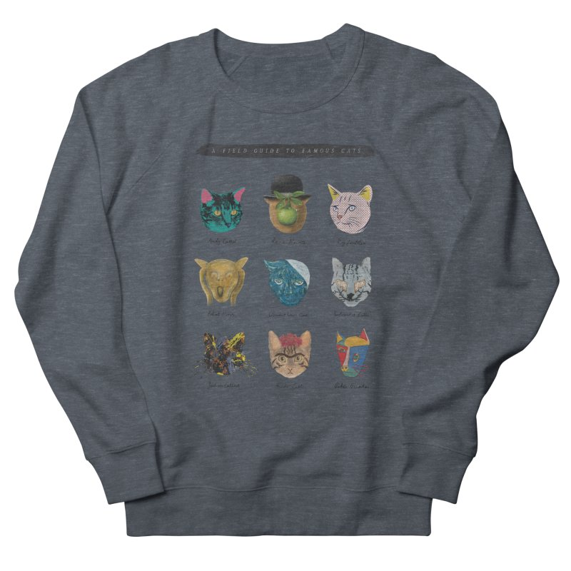 Art & Meow Men's Sweatshirt by Elly Liyana