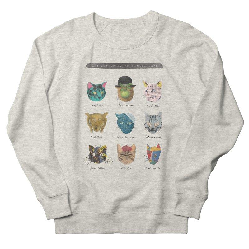 Art & Meow Men's Sweatshirt by Elly Liyana