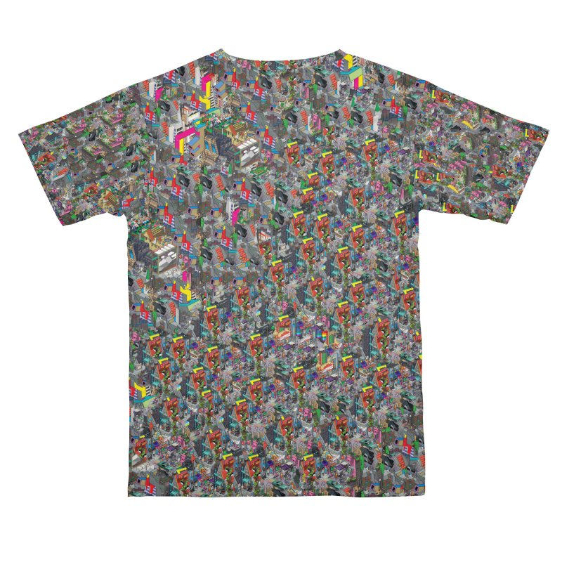 HelloSFello - eBoy Men's Cut & Sew by Ello x Threadless