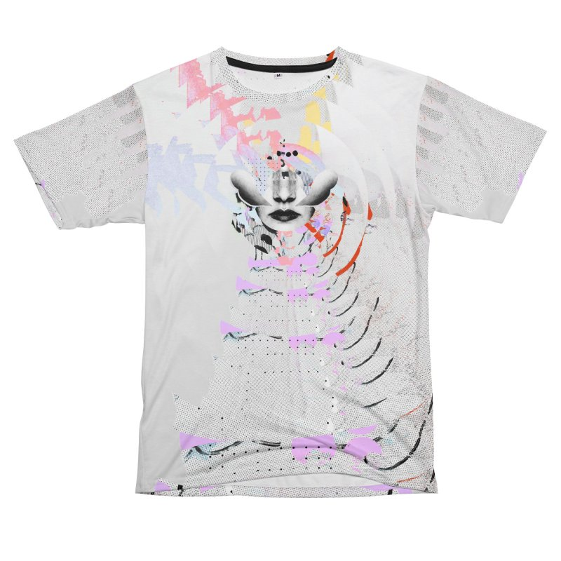 Rise Above - Mydeadpony Men's Cut & Sew by Ello x Threadless