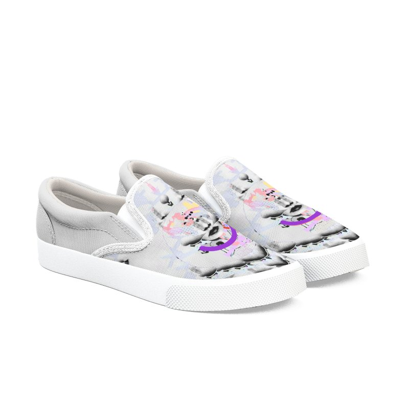 Rise Above - Mydeadpony Women's Shoes by Ello x Threadless