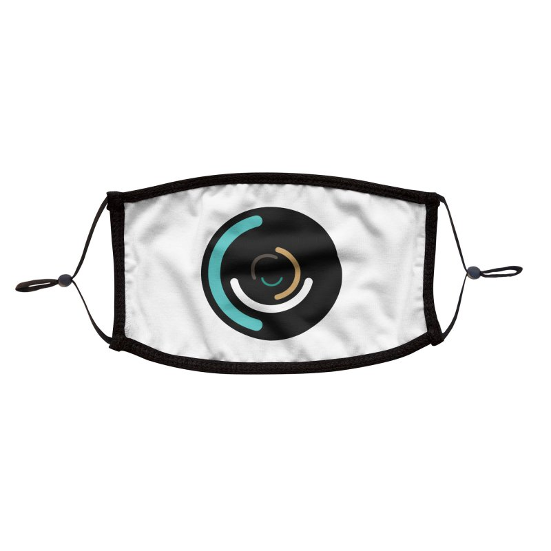 Infinite Ello - Danny Schlitz Accessories Face Mask by Ello x Threadless