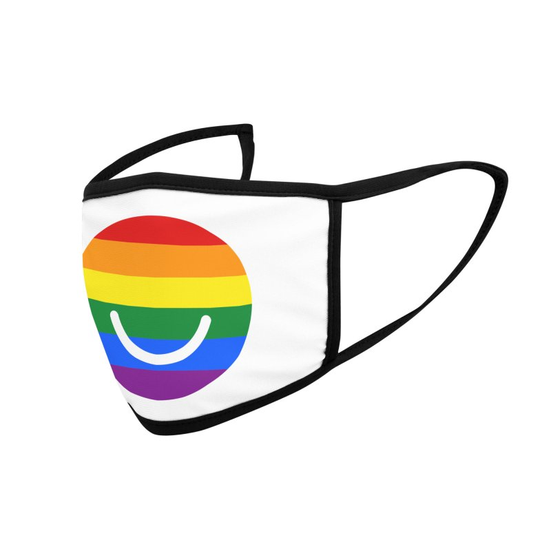 Pride Accessories Face Mask by Ello x Threadless