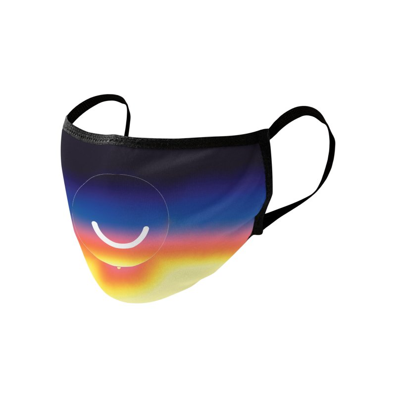 Color Preference 79 - Greg Foley Accessories Face Mask by Ello x Threadless