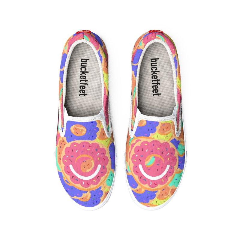 Breakfast - Celeste Prevost Women's Shoes by Ello x Threadless