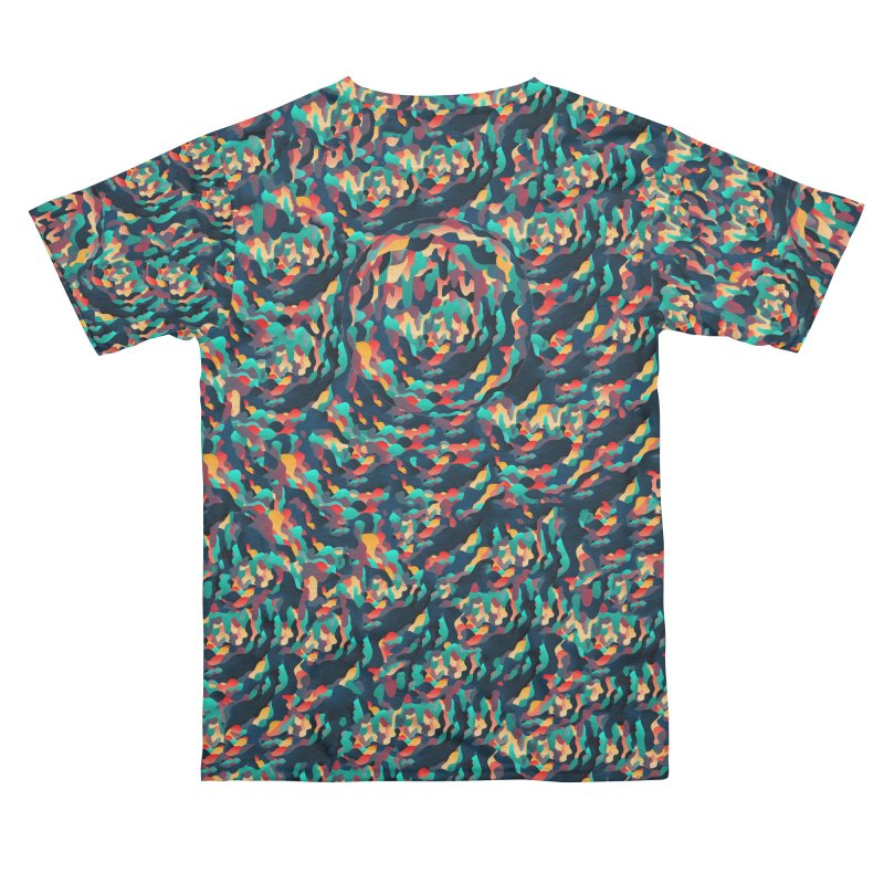 Color Cave - Chuck Anderson Men's Cut & Sew by Ello x Threadless