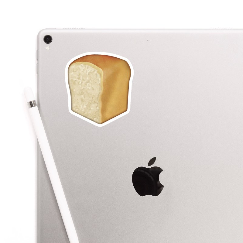 :bread: Accessories Sticker by Ello x Threadless