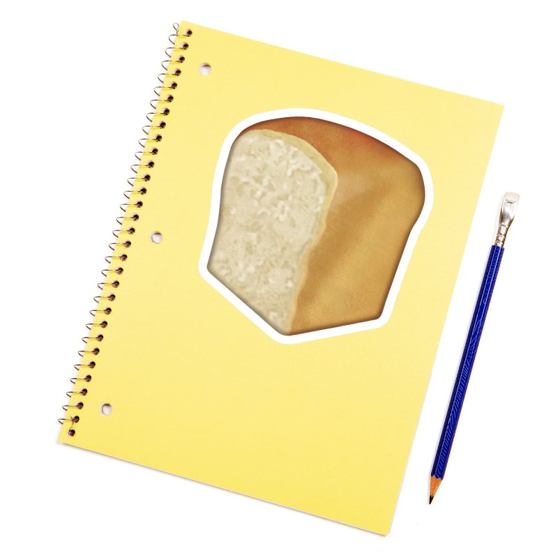 :bread: Accessories Sticker by Ello x Threadless