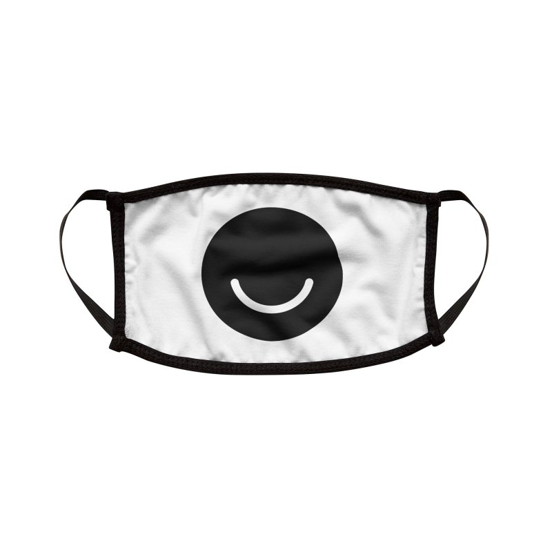 White Ello Shirt Accessories Face Mask by Ello x Threadless
