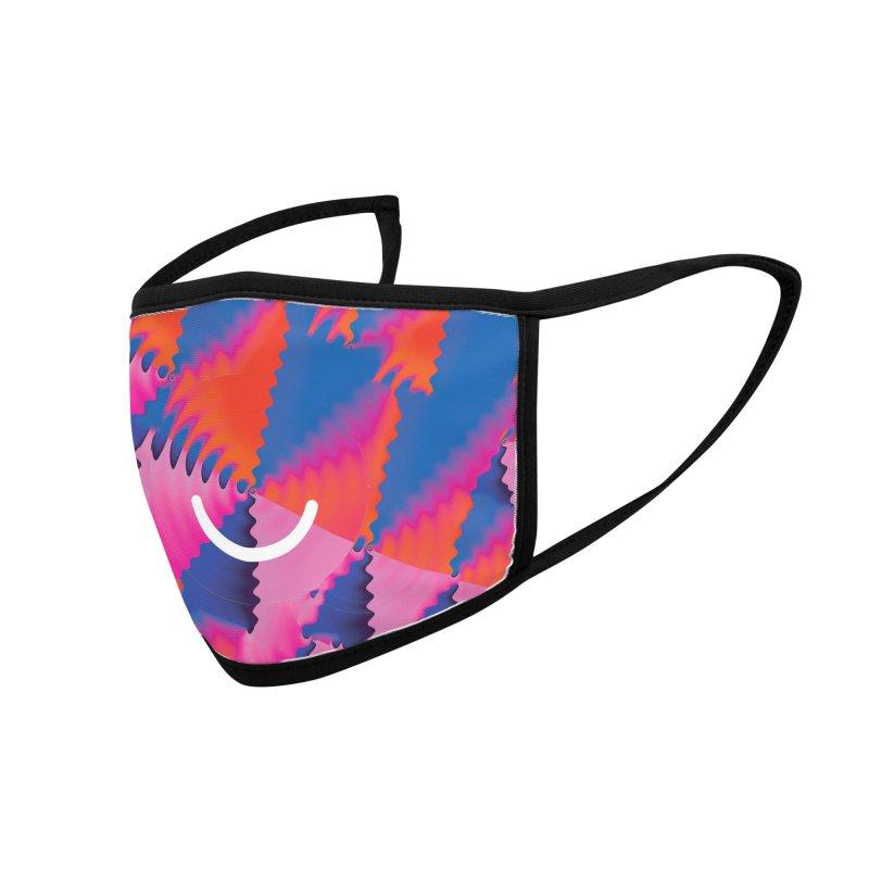 Bulletproof - Luke Choice Accessories Face Mask by Ello x Threadless