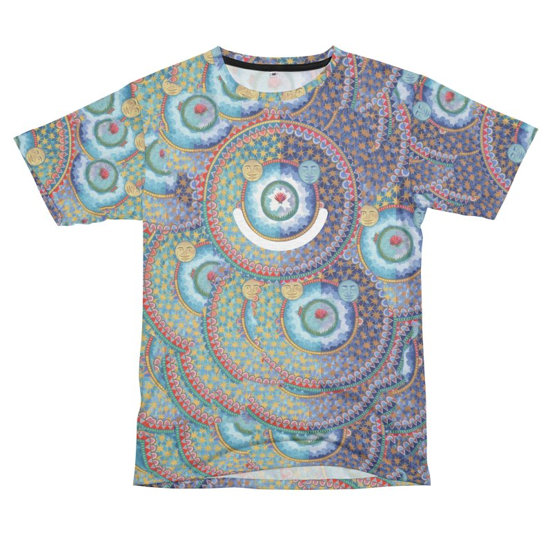 In the Center Men's Cut & Sew by Ello x Threadless