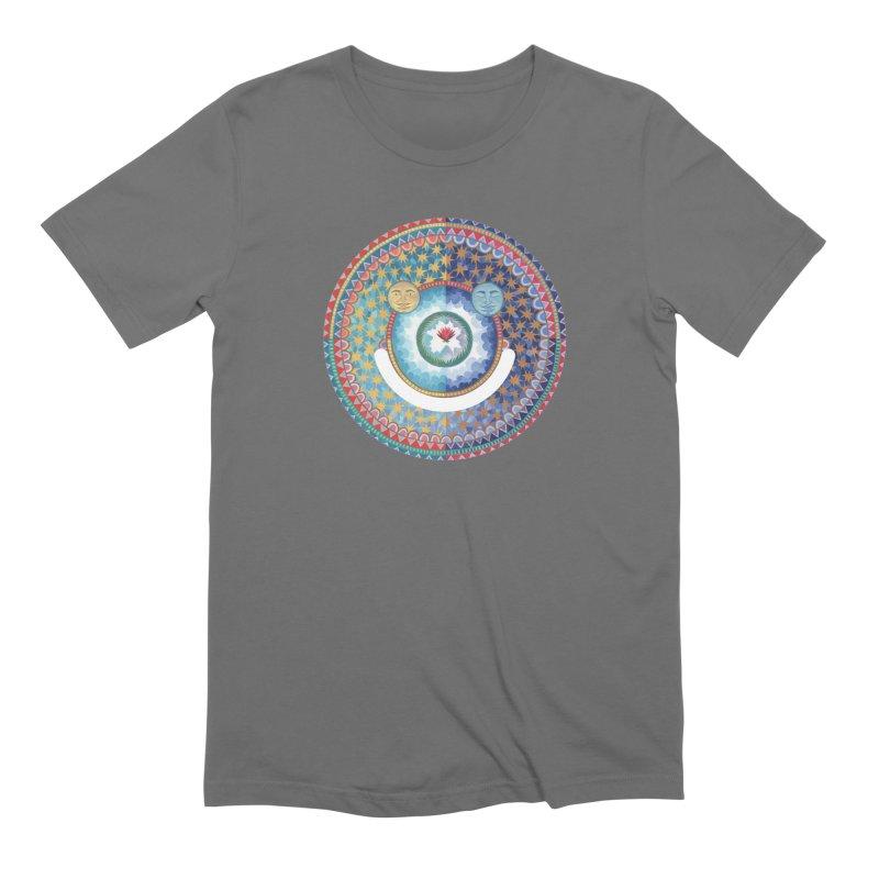 In the Center Men's T-Shirt by Ello x Threadless