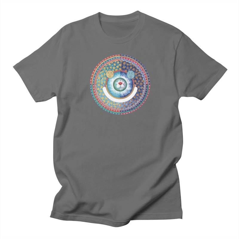 In the Center Men's T-Shirt by Ello x Threadless