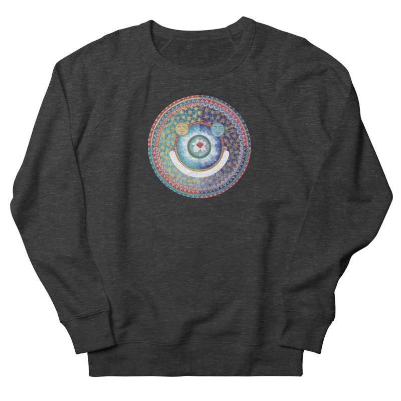 In the Center Men's French Terry Sweatshirt by Ello x Threadless
