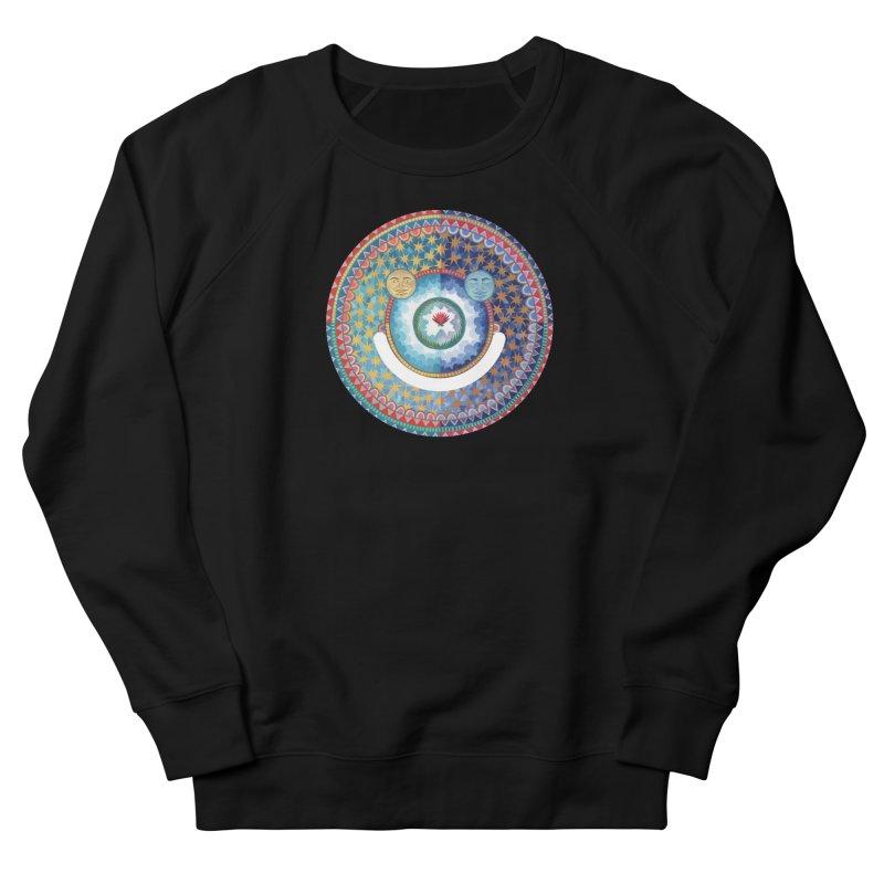 In the Center Men's Sweatshirt by Ello x Threadless