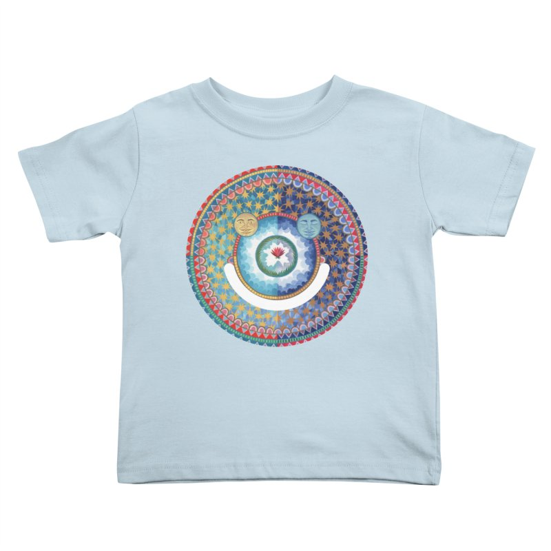 In the Center Kids Toddler T-Shirt by Ello x Threadless