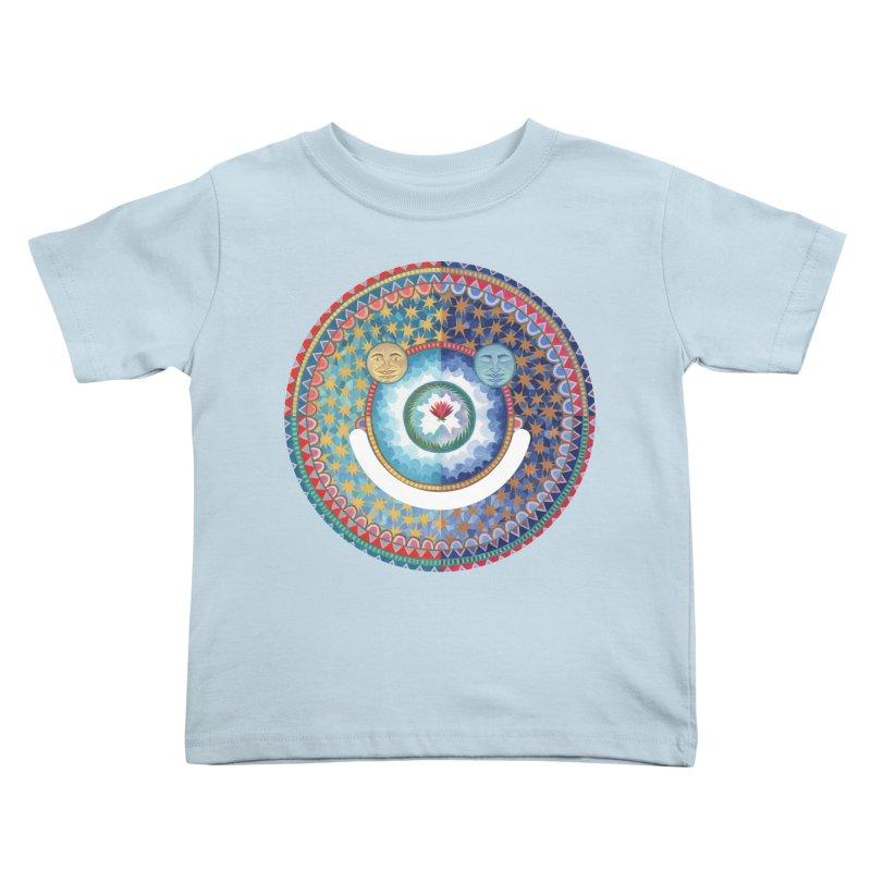 In the Center Kids Toddler T-Shirt by Ello x Threadless