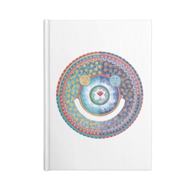 In the Center Accessories Notebook by Ello x Threadless