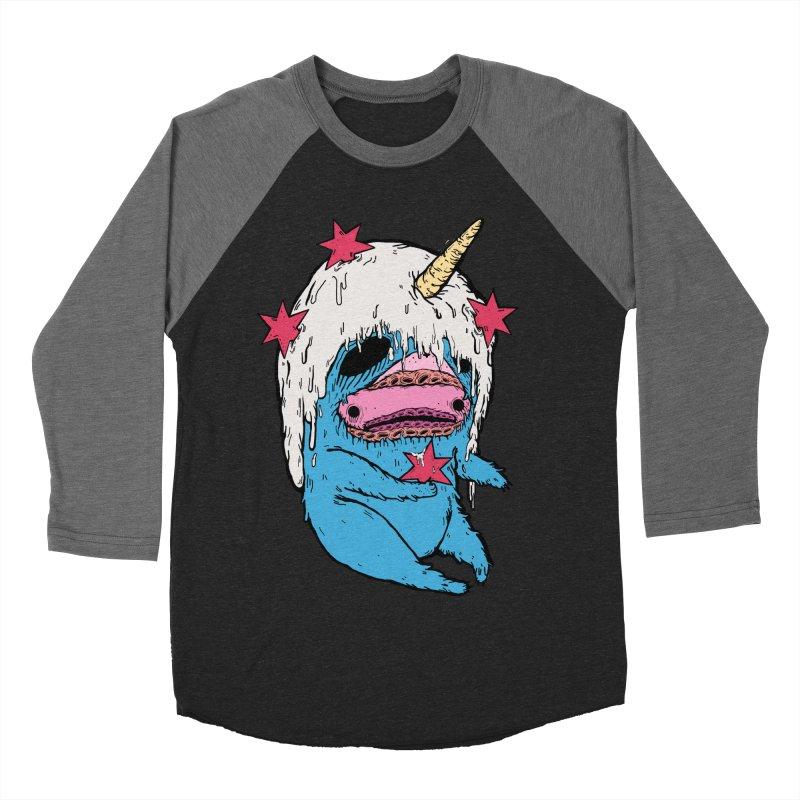 ChiMunster Men's Baseball Triblend Longsleeve T-Shirt by ellooelloo