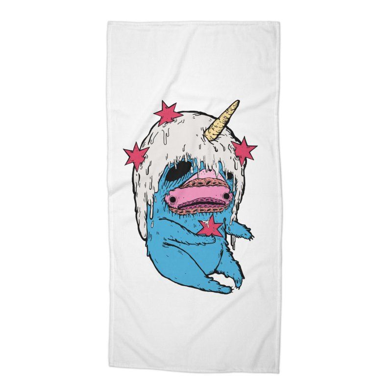 ChiMunster Accessories Beach Towel by ellooelloo
