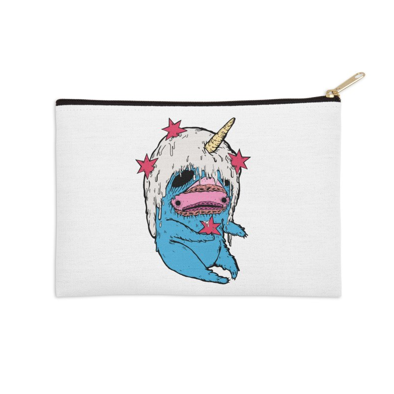 ChiMunster Accessories Zip Pouch by ellooelloo
