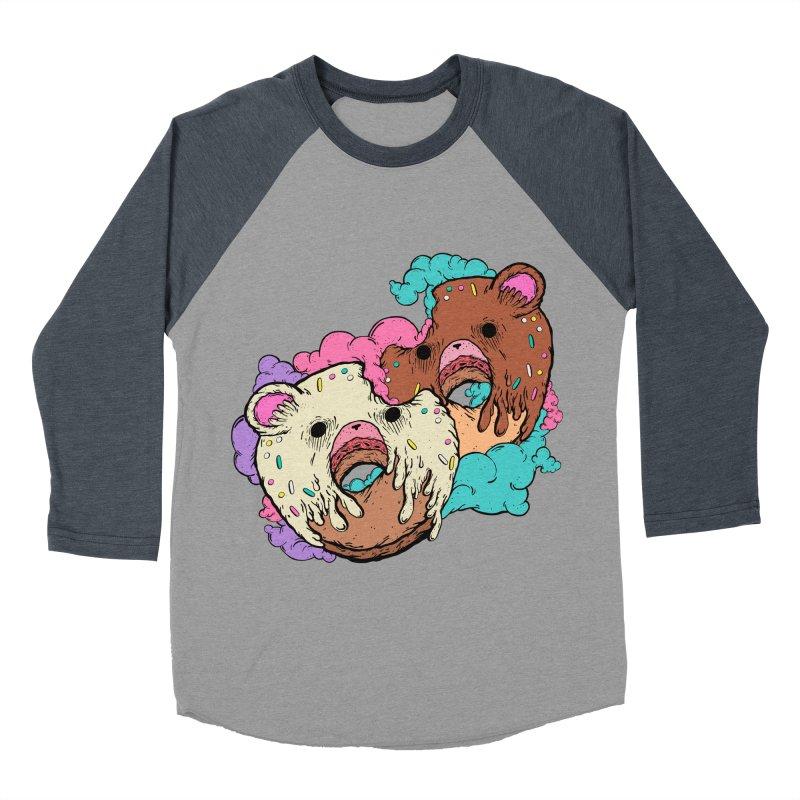 Sweet Love Women's Baseball Triblend Longsleeve T-Shirt by ellooelloo