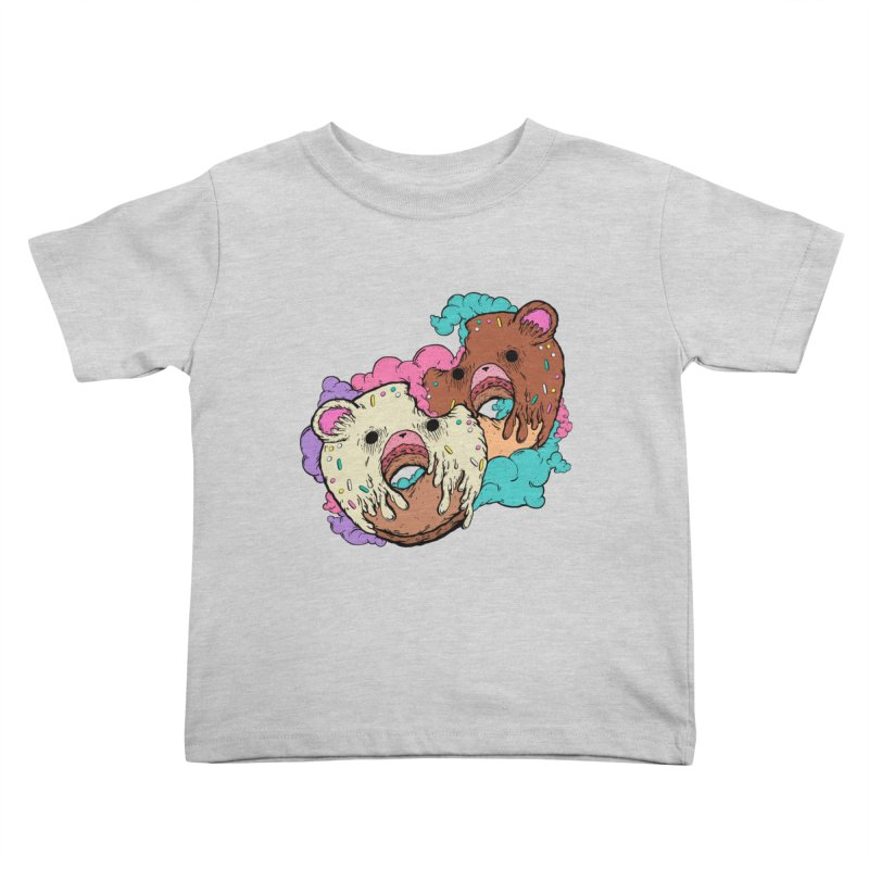 Sweet Love Kids Toddler T-Shirt by ellooelloo