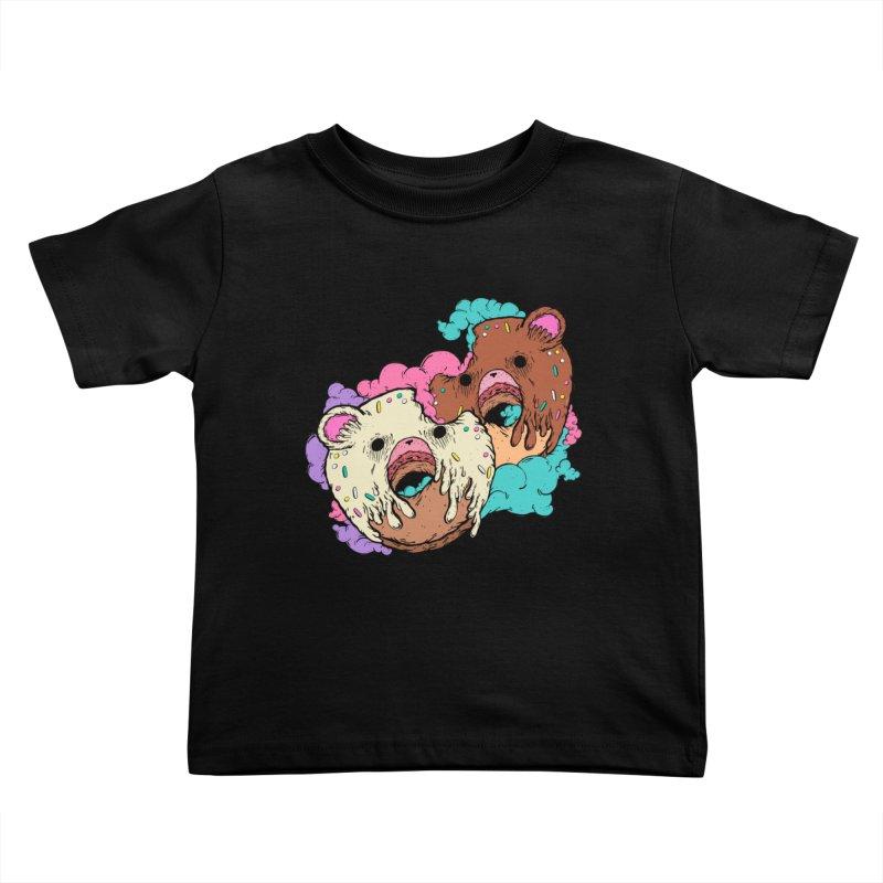 Sweet Love Kids Toddler T-Shirt by ellooelloo