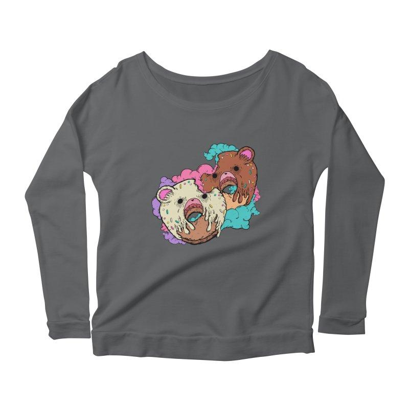 Sweet Love Women's Scoop Neck Longsleeve T-Shirt by ellooelloo