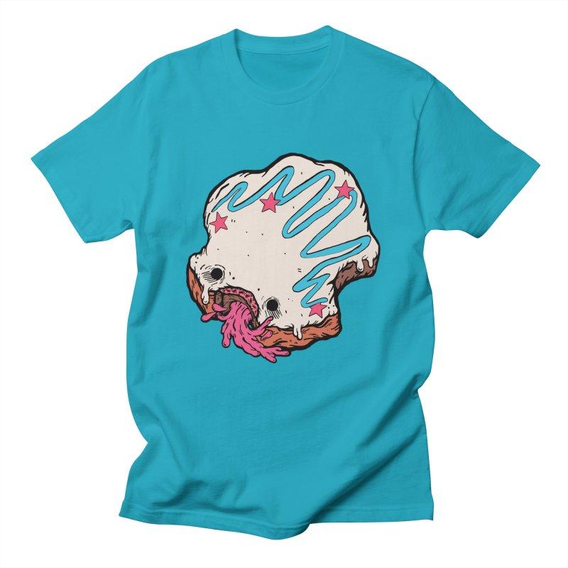 Pukin' Donut Men's Regular T-Shirt by ellooelloo