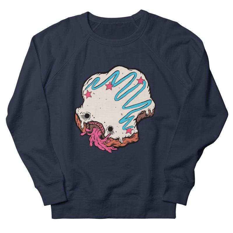 Pukin' Donut Men's Sweatshirt by ellooelloo