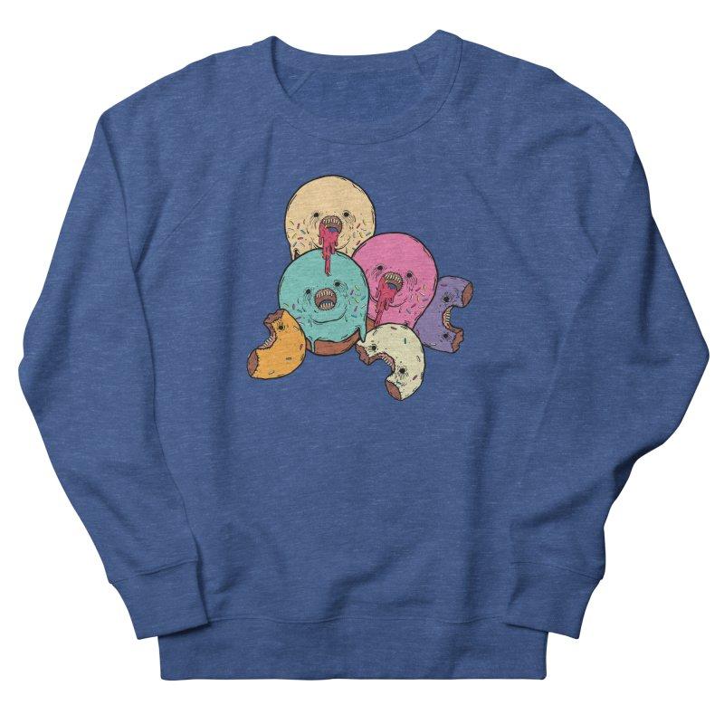 Donut Cluster Men's Sweatshirt by ellooelloo