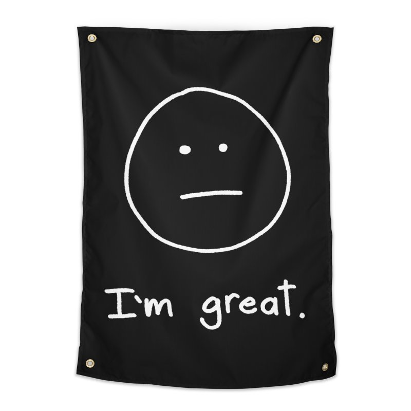 I'm great. Home Tapestry by Ryan's Shop