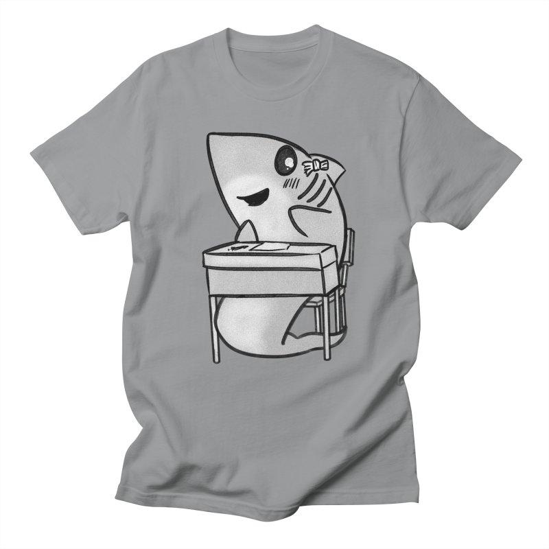 Ellory the Shark Men's Regular T-Shirt by Ryan's Shop