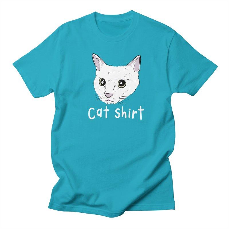 Cat Shirt Women's Regular Unisex T-Shirt by Ryan's Shop