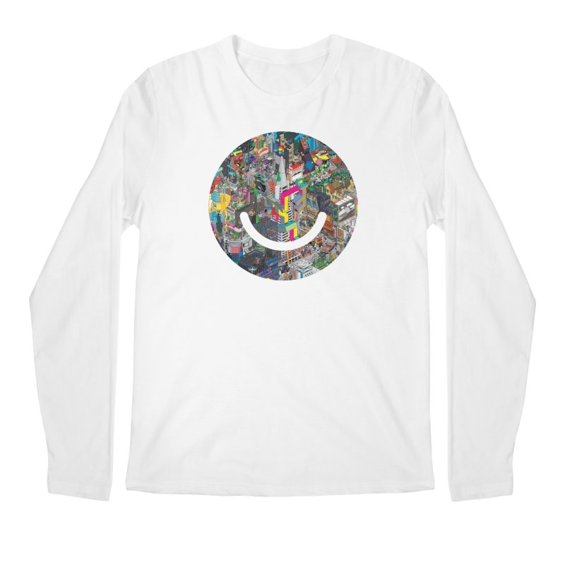 HelloSFello - eBoy Men's Longsleeve T-Shirt by Ello x Threadless